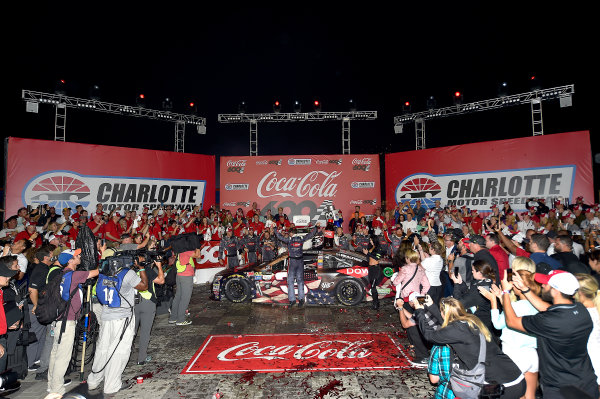 Monster Energy NASCAR Cup Series Coca-Cola 600 Charlotte Motor Speedway, Concord, NC USA Monday 29 May 2017 Austin Dillon, Richard Childress Racing, Dow Salutes Veterans Chevrolet SS World Copyright: Rusty Jarrett LAT Images ref: Digital Image 17CLT2rj_10469