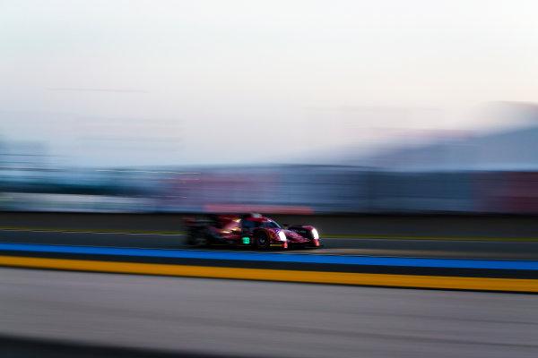 2016 Le Mans 24 Hours. Circuit de la Sarthe, Le Mans, France. Rebellion Racing / Rebellion R-One-AER - Matheo Tuscher (CHE), Alexandre Imperatori (CHE), Dominik Kraihamer (AUT).  Saturday 18 June 2016 Photo: Adam Warner / LAT ref: Digital Image _L5R5673