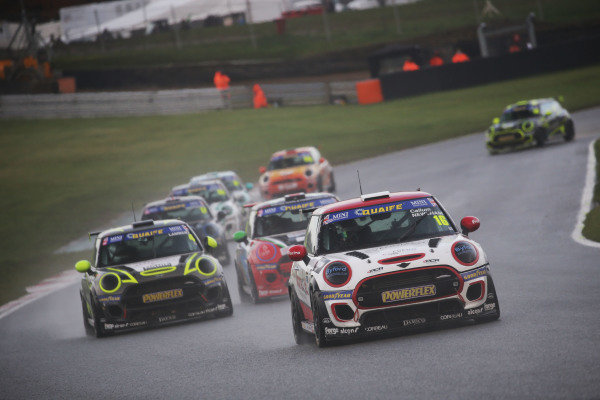 Calum Newsham - LDR Racing MINI