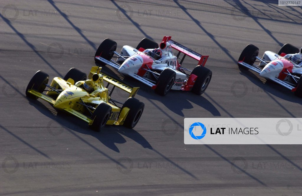 2002 IRL Chicangoland September: Formula 1 Photo