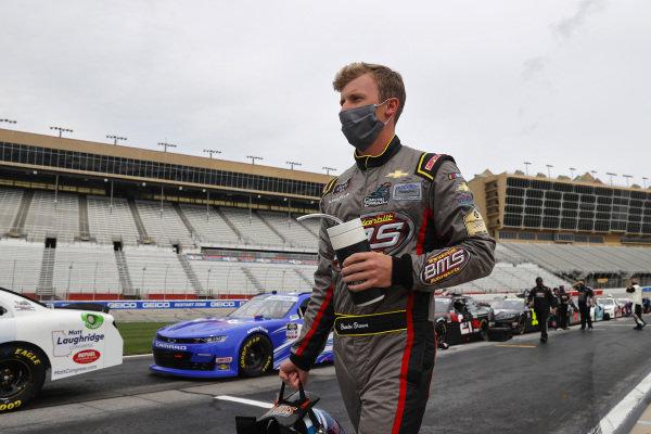 Brandon Brown, Brandonbilt Motorsports Chevrolet Jabs Construction, Copyright: Chris Graythen/Getty Images.