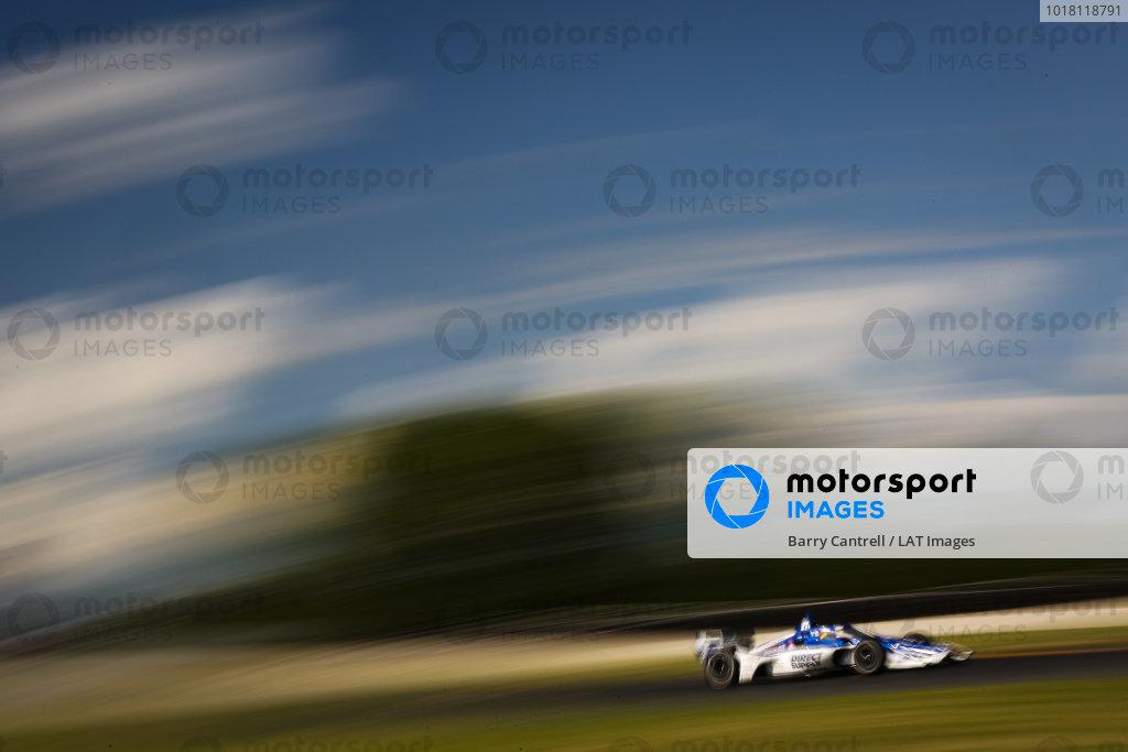 #21: Rinus VeeKay, Ed Carpenter Racing Chevrolet