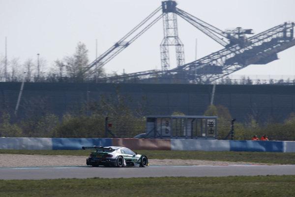 Car of Marco Wittmann, BMW Team RMG, BMW M4 DTM.