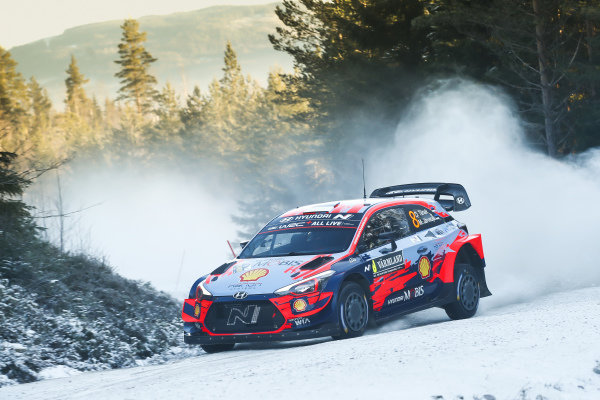 Ott Tänak (EST), Hyundai World Rally Team, Hyundai i20 Coupe WRC 2020