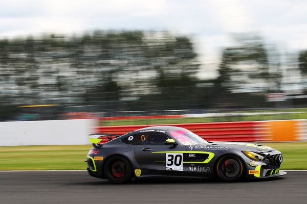 Peter Belshaw / Maximilian Buhk ERC Sport Mercedes-AMG GT4