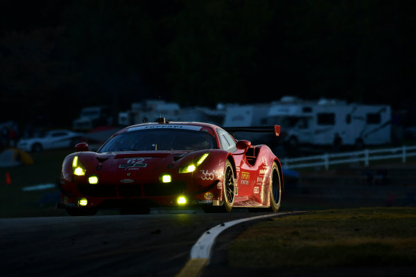 28 September -1 October 2016,  Braselton, Georgia USA 62, Ferrari, F488 GTE, GTLM, Giancarlo Fisichella, Toni Vilander, James Calado ©2016, Richard Dole LAT Photo USA