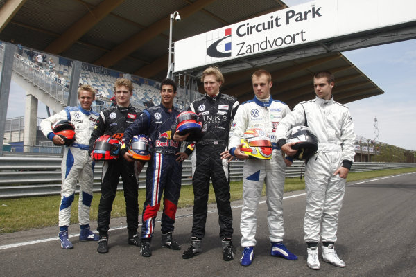 Zandvoort, Holland. 13th-14th June 2009,