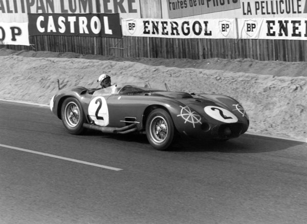 1957 Le Mans 24 hours.