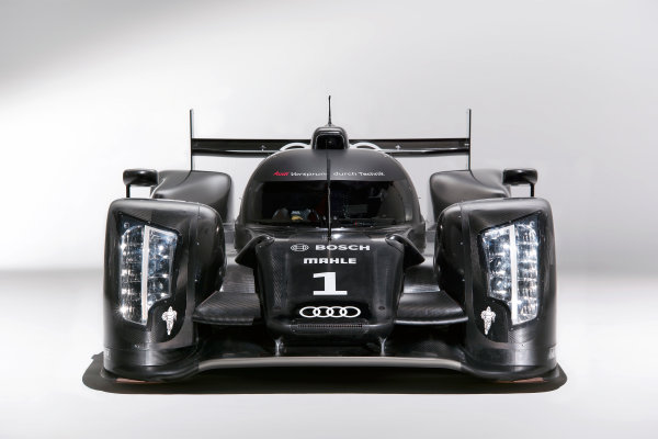 Ingolstadt, Germany.10th December 2010Audi launch their new sportscar for Le Mans.Copyright Free and Mandatory Credit: Audi Communications Motorsportref: r18launch3