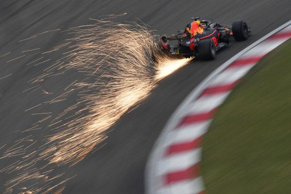 Daniel Ricciardo (AUS) Red Bull Racing RB14