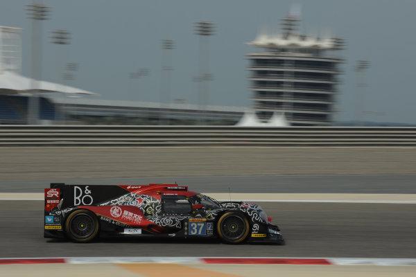 2017 FIA World Endurance Championship Rookie Test, Bahrain International Circuit, Bahrain. 19th November 2017, Jackie Chan DC Racing Oreca 07 - Gibson Rinus Van Kamhout World Copyright. JEP/LAT Images