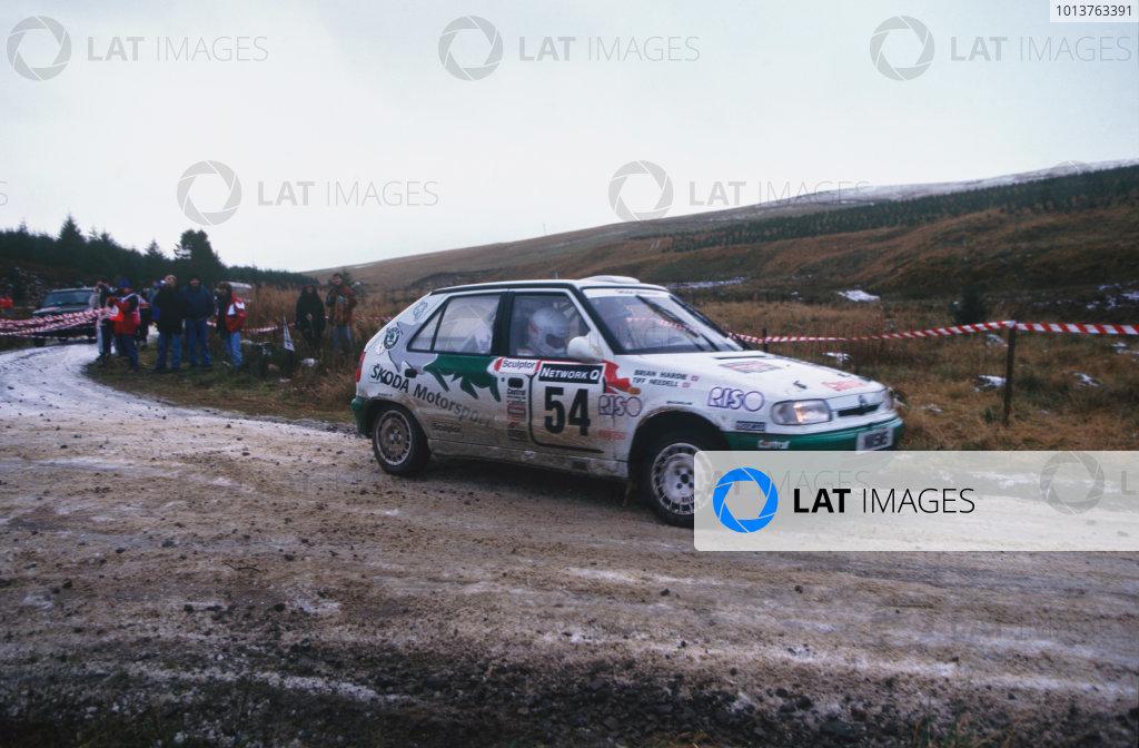 1996 Network Q RAC Rally.