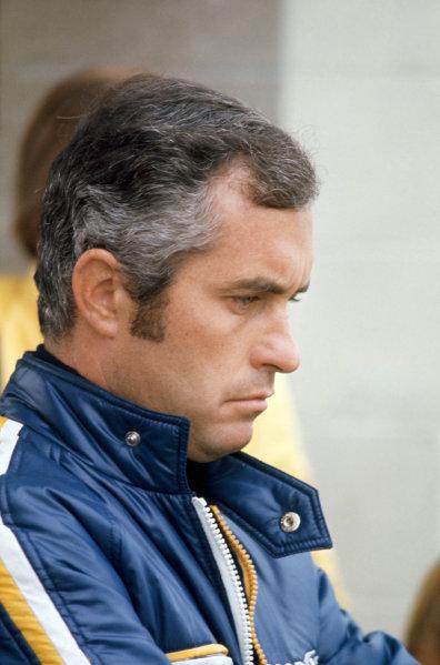 1971 Canadian Grand Prix.Mosport Park, Canada. 19th September 1971.Roger Penske (Penske Racing).World Copyright: Murenbeeld/LAT Photographic