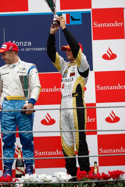 Autodromo di Monza, Monza, Italy 14th September.Sunday Race.  Romain Grosjean (FRA, ART Grand Prix). World Copyright: Andrew Ferraro/GP2 Series Media Service. ref: Digital Image _H0Y1972