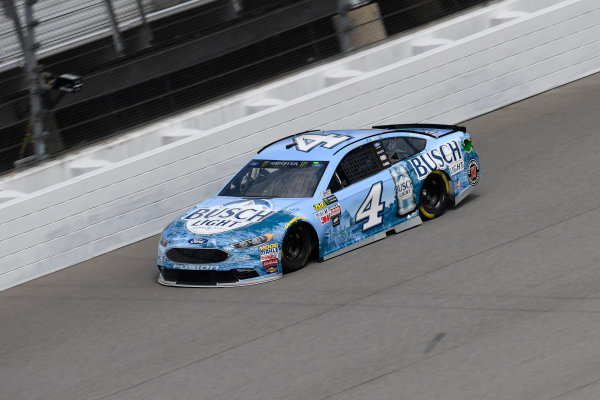 Monster Energy NASCAR Cup Series Pure Michigan 400 Michigan International Speedway, Brooklyn, MI USA Friday 11 August 2017 Kevin Harvick, Stewart-Haas Racing, Busch Light Ford Fusion World Copyright: Logan Whitton LAT Images