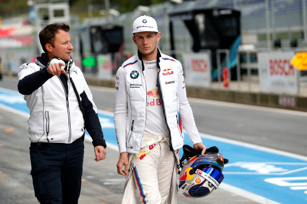 2017 DTM Round 8  Red Bull Ring, Spielberg, Austria  Friday 22 September 2017. Marco Wittmann, BMW Team RMG, BMW M4 DTM  World Copyright: Alexander Trienitz/LAT Images ref: Digital Image 2017-DTM-RBR-AT2-0425