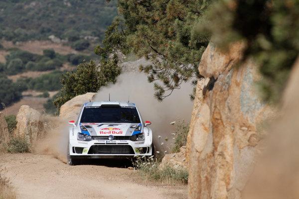 2013 World Rally Championship Rally of Italy, Sardinia 20th - 22nd June 2013 Jari-Matti Latvala, VW, action Worldwide Copyright: McKlein/LAT