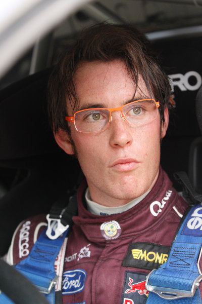 2013 World Rally Championship Rally Mexico 7th - 10th March 2013 Thierry Neuville, Ford, portrait Worldwide Copyright: McKlein/LAT
