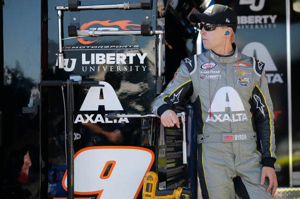 2017 NASCAR Xfinity Series DC Solar 200 Phoenix International Raceway, Avondale, AZ USA Friday 17 March 2017 William Byron World Copyright: Matthew T. Thacker/LAT Images ref: Digital Image 17PHX1mt1120