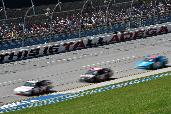 NASCAR Xfinity Series Sparks Energy 300 Talladega Superspeedway, Talladega, AL USA Saturday 6 May 2017 Joey Logano, Discount Tire Ford Mustang World Copyright: Rusty Jarrett LAT Images ref: Digital Image 17TAL1rj_2712