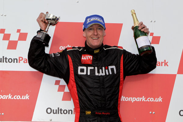 2014 Protyre Motorsport Ginetta GT5 Challenge, Oulton Park, Cheshire. 19th April 2014. Brian Murphy (GBR) Orwin Ginetta G20. World Copyright: Ebrey / LAT Photographic.