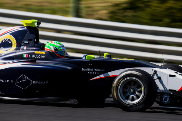 2017 GP3 Series Test 4.  Hungaroring, Budapest, Hungary. Wednesday 7 June 2017. Leonardo Pulcini (ITA, Arden International)  Photo: Zak Mauger/GP3 Series Media Service. ref: Digital Image _56I2391