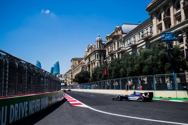 2017 FIA Formula 2 Round 4. Baku City Circuit, Baku, Azerbaijan. Friday 23 June 2017. Artem Markelov (RUS, RUSSIAN TIME)  Photo: Zak Mauger/FIA Formula 2. ref: Digital Image _54I9492
