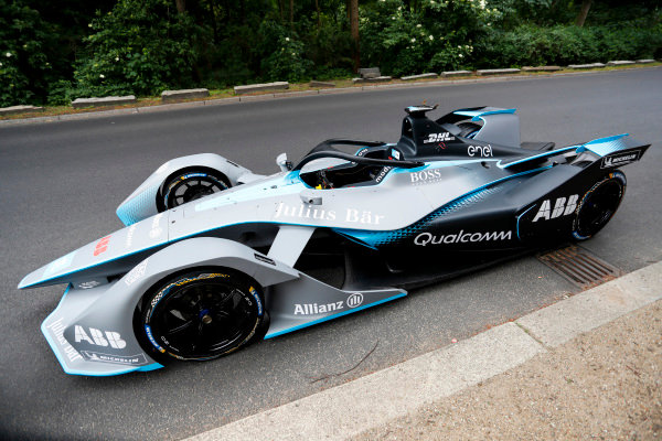 The Gen2 Formula E Car.