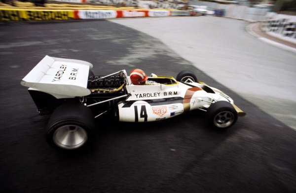 Jo Siffert (SUI) BRM P160 qualified in third and was running in that position when his engine failed on lap 59.Monaco Grand Prix, Monte Carlo, 23 May 1971.BEST IMAGE