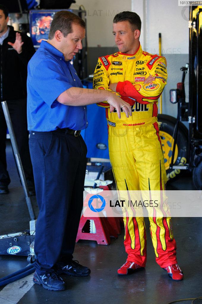 2012 NASCAR Daytona Testing