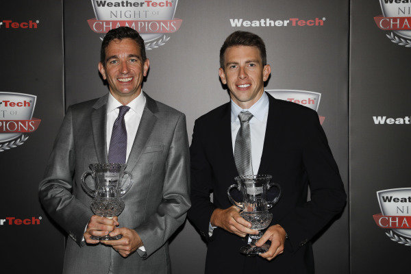 2018 WeatherTech Night of Champions, Richard Westbrook, Tommy Milner