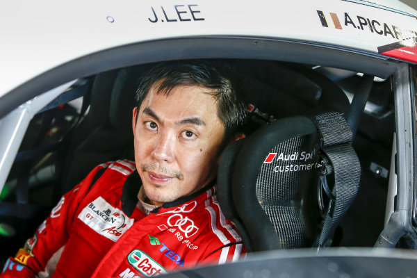Jeffrey Lee, J-Fly by Absolute Racing  at Blancpain GT Series Asia, Rd9 and Rd10, Shanghai, China, 23-24 September 2017.