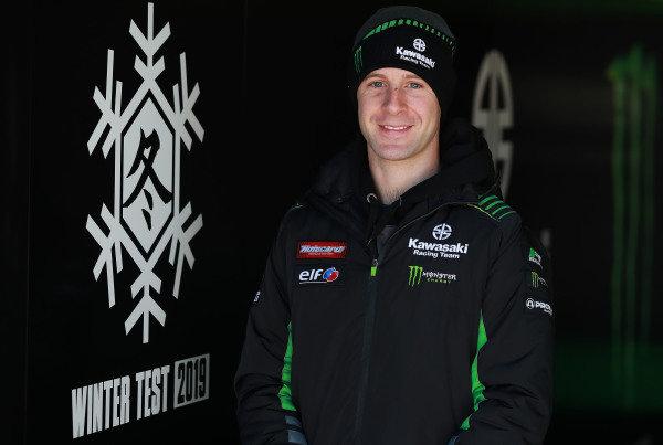Jonathan Rea, Kawasaki Racing.