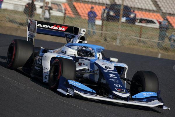 Tadasuke Makino ( #64 TCS NAKAJIMA RACING, Dallara SF19 Honda), 3rd position