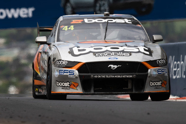 James Courtney, Tickford Ford
