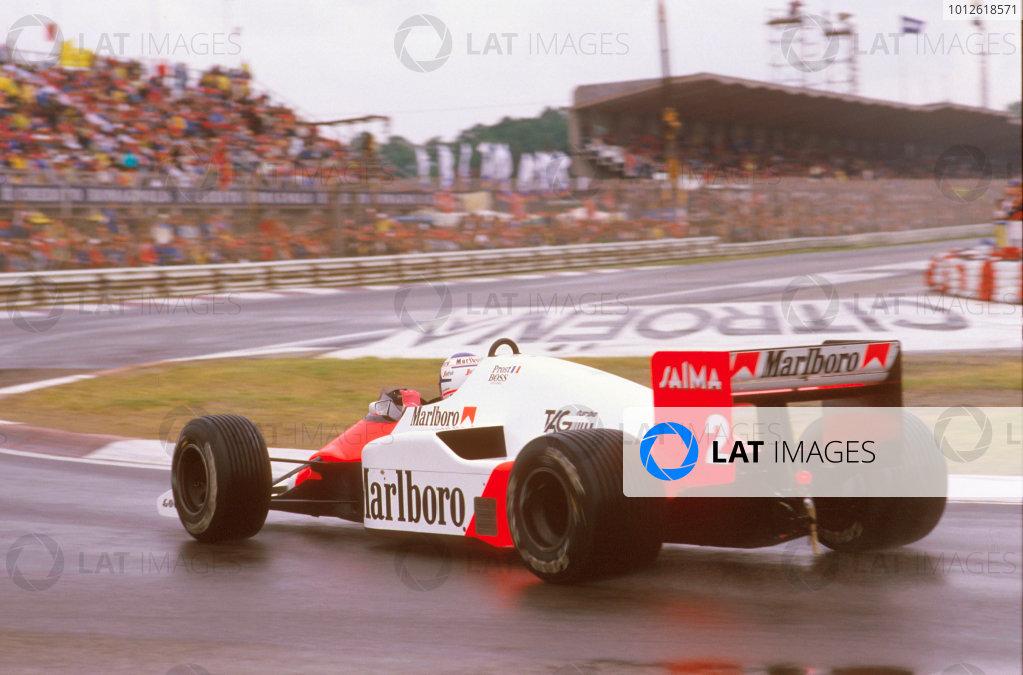 1985 San Marino Grand Prix.