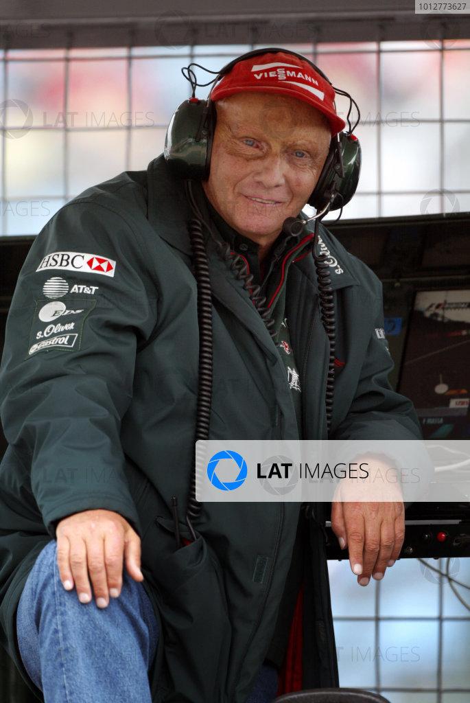 2002 Japanese Grand Prix - Practice
