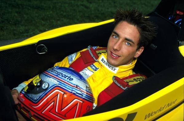 Marcel Lasee (GER) 2001 Champion.German Formula Renault Championship, 14 October 2001, Oschersleben, Germany.BEST IMAGE