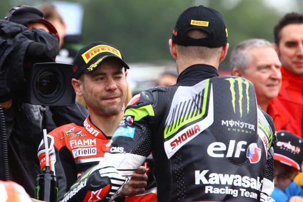 Alvaro Bautista, Aruba.it Racing-Ducati Team, Jonthan Jonathan Rea, Kawasaki Racing Team, World SBK.
