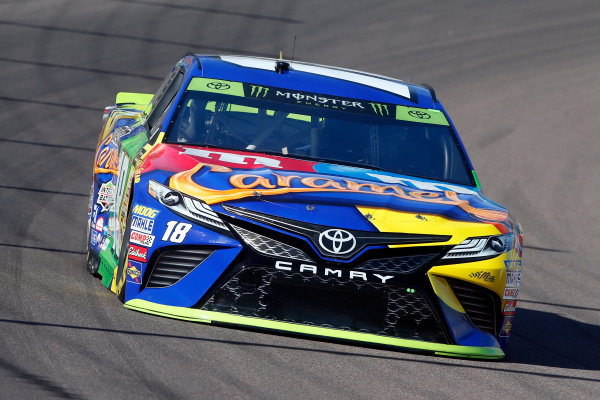 Monster Energy NASCAR Cup Series Can-Am 500 Phoenix Raceway, Avondale, AZ USA Friday 10 November 2017 Kyle Busch, Joe Gibbs Racing, M&M's Caramel Toyota Camry World Copyright: Lesley Ann Miller LAT Images