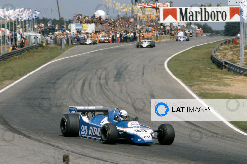 Zolder, Belgium. 2-4 May 1980. 
