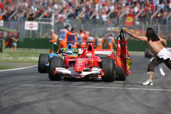2006 San Marino Grand Prix - Sunday Race