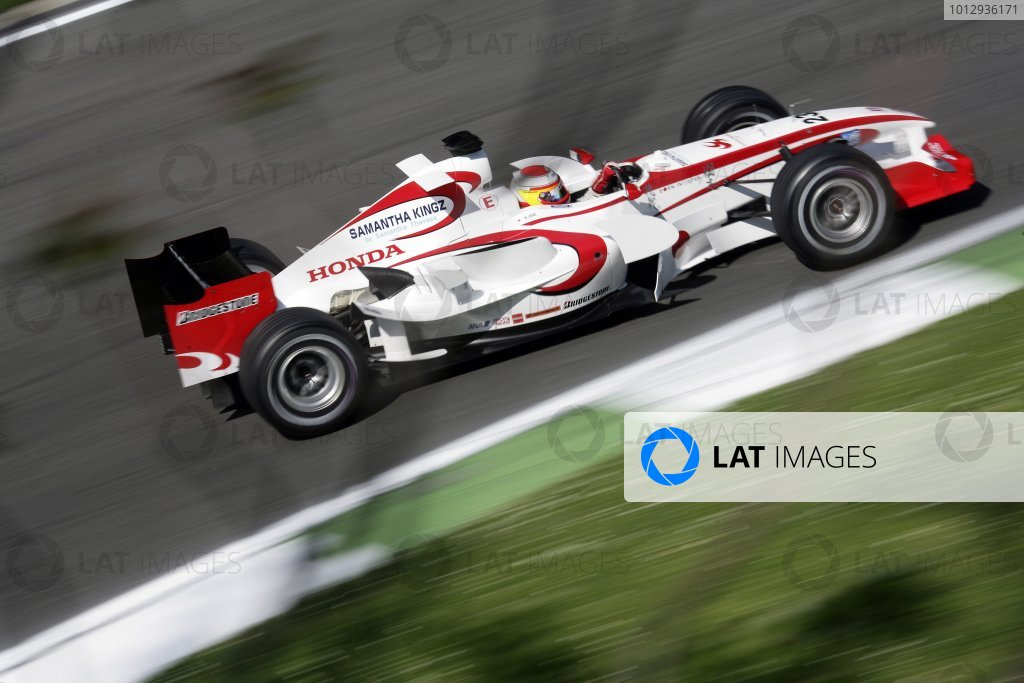 2006 San Marino Grand Prix - Saturday Practice