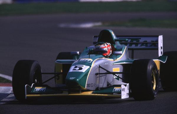 Silverstone, England. 22-23/3/2000. Jaime Melo, Petrobras Junior Team. World Copyright: LAT Photographic.