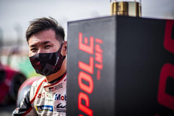 Toyota TS050 Hybrid: Kamui Kobayashi, takes HyperPole
