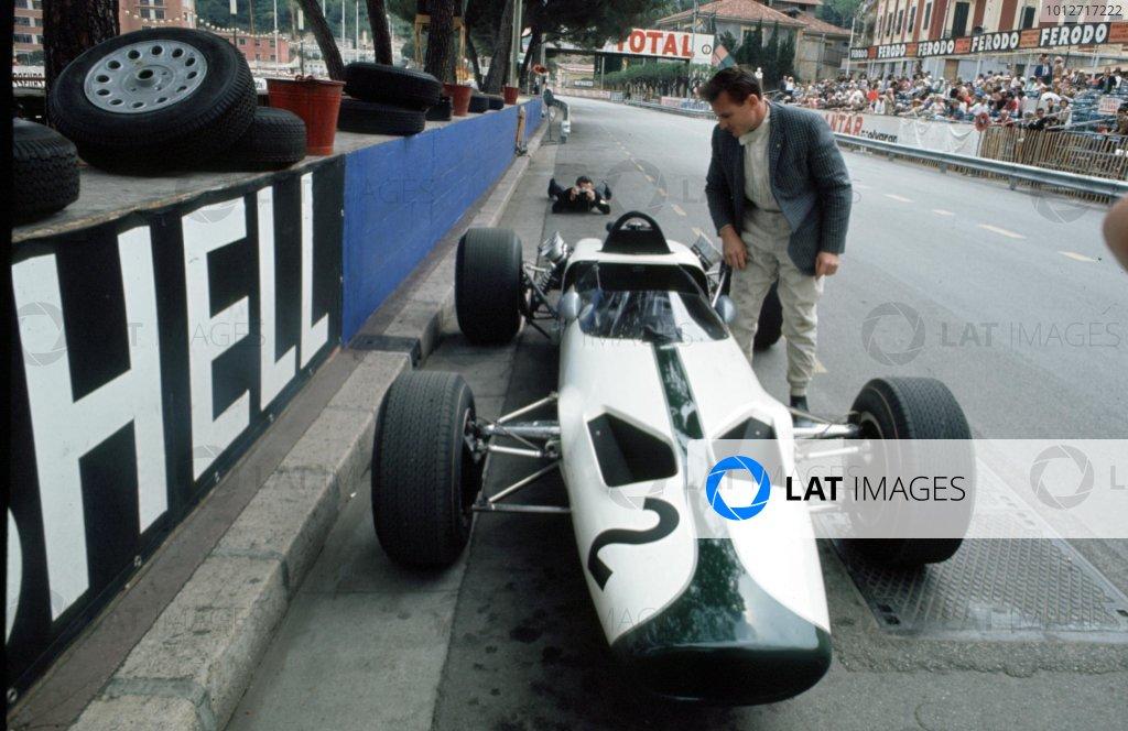 1966 Monaco Grand Prix.