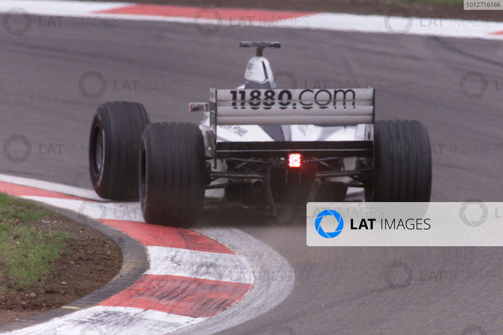 2000 European Grand Prix.