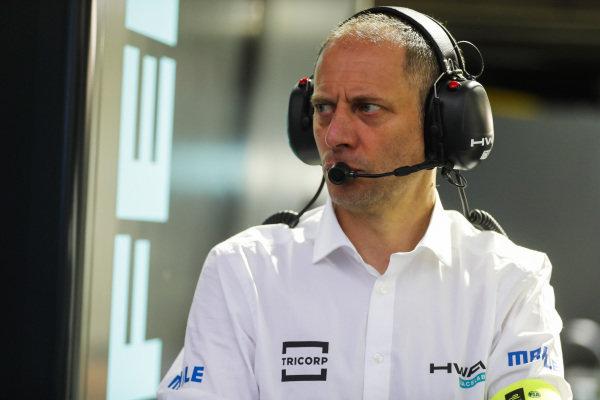 Tony Ross, HWA Racelab