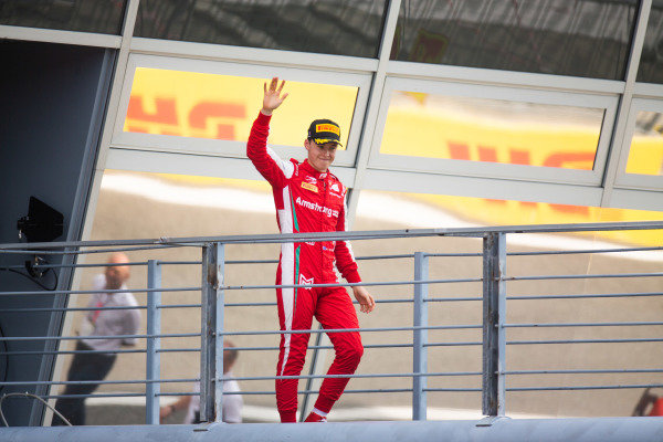 AUTODROMO NAZIONALE MONZA, ITALY - SEPTEMBER 07: Marcus Armstrong (NZL, PREMA Racing) during the Monza at Autodromo Nazionale Monza on September 07, 2019 in Autodromo Nazionale Monza, Italy. (Photo by Joe Portlock / LAT Images / FIA F3 Championship)