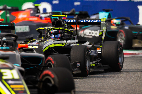 AUTODROMO NAZIONALE MONZA, ITALY - SEPTEMBER 07: Felipe Drugovich (BRA, Carlin Buzz Racing) during the Monza at Autodromo Nazionale Monza on September 07, 2019 in Autodromo Nazionale Monza, Italy. (Photo by Joe Portlock / LAT Images / FIA F3 Championship)